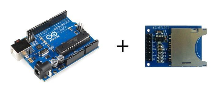 Lc studio sd card reader arduino ignus